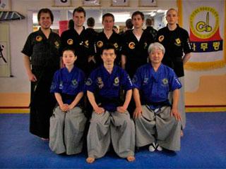Dan-Prüfung Haidong Gumdo