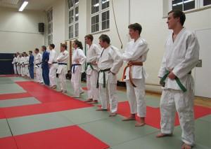 Judo Trainertraining